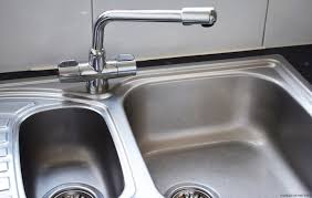 How To Clean The Kitchen Sink 7 Wonderful Ways To Keep The Kitchen Sink Sparkling Expert Home Tips