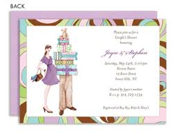 Couple S Shower Invitations Couples Baby Shower Invitations Customized Baby Shower Invitations