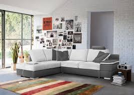 canape d angle bicolore acheter votre canapé d angle bicolore têtières amovibles chez simeuble