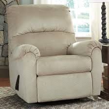 swivel glider chairs living room signature design by ashley bronwyn swivel glider recliner with 360