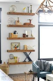 Diy Reclaimed Wood Floating Shelf by Over Bathroom Toilet Vf Reclaimed Wood Floating Shelf Salvaged