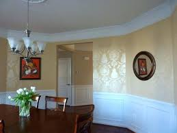 Two Tone Dining Room Paint Two Tone Wall Paint Two Tone Bedroom Wall Colors Two Tone Living