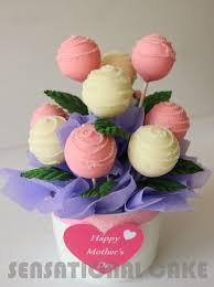 cake pop bouquet the sensational cakes cake pop bouquet singapore choc truffles