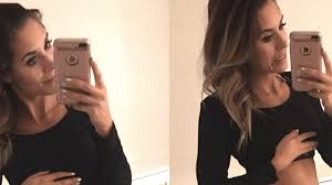 fit posts post thanksgiving bloated belly to prove she s