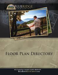 blue ridge log cabins floor plan directory blue ridge log cabins