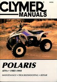polaris scrambler trail blazer cyclone boss repair service manual