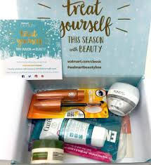winter 2016 walmart beauty box review the homespun chics