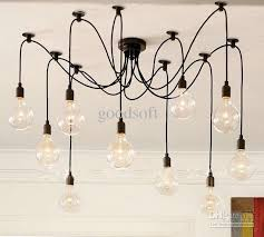 Edison Light Bulbs Discount Fumat Edison Chandelier Morden Creative Edison Light