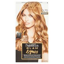 Light Brown And Blonde Hair L U0027oreal Paris Feria Multi Faceted Shimmering Color Walmart Com