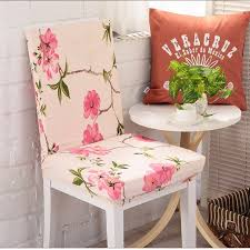 Chair Cover For Wedding Aliexpress Com Buy Dining Chair Cover For Wedding 19 Colors