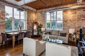 Living And Dining Room 100 Brick Wall Living Rooms That Inspire Your Design Creativity