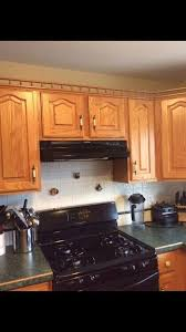 oak update painting your own cabinets hometalk