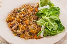 cuisiner le petit eautre petit épeautre aux châtaignes et potimarron kilometre 0 fr