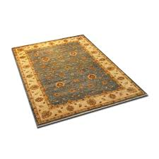 wool rug size 5 u00276 u201dx8 u00272 u201d ziegler wool rug india