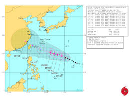 China On A Map Soudelor Rapidly Intensifies Into A Super Typhoon Becomes The