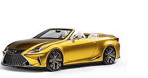 future vehicles concepts upcoming models lexus