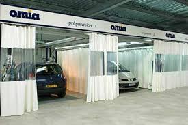 chambre de peinture automobile le fabricant de cabines de peinture automobiles omia va ouvrir une