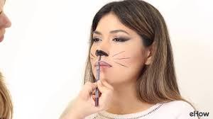 cat face diy makeup tutorial youtube