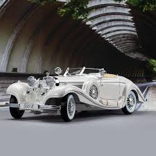 mercedes 500k 1936 mercedes 500k special roadster pearl white 28287