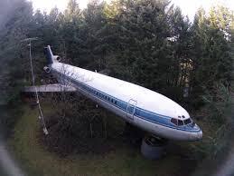 airplanehome com hikoukiie com a boeing 727 200 home project