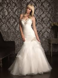 ruched sweetheart lace allure bridal gown other dresses dressesss