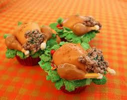 Thanksgiving Dinner Cupcakes Cool Thanksgiving U0026 Fall Cupcakes Nat U0027s Corner