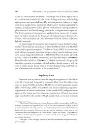 Examples Of An Autobiography Essay Costs Of Clinical Trials Improving The Quality Of Cancer