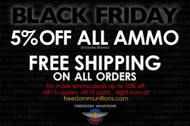 best ammo black friday deals 2016 2015 black friday buyers guide