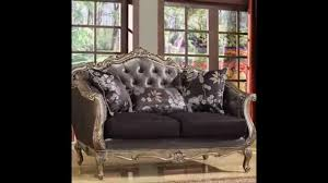 French Style Furniture by Luxury French Style Furniture Chantelle Collection By Acme Youtube