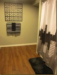 Vinyl Plank Flooring In Bathroom Bathroom Makeover So In With Traffic Master