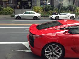 lexus lfa in the philippines mattthecarguy cars car spots and car meets