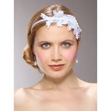 lace headband lace headband with pearls sequins bridal