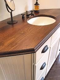 Walnut Vanity Walnut Photos Custom Wood Countertops Butcher Block Countertops