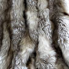 Restoration Hardware Faux Fur Faux Fur Throw Fk Digitalrecords