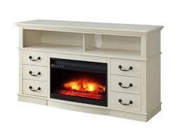better homes and gardens console fireplace media 60