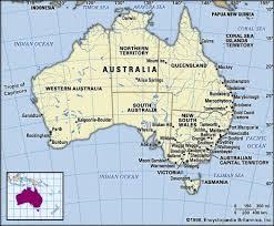 australia history geography britannica