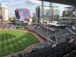 Fenway Park Seating Map Suntrust Park Pictures Information And More Of The Atlanta