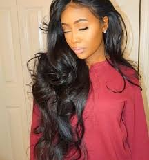 no part weave hairstyles sew in hairstyles 2018 best sew in weaves hair luxe