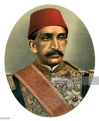 Ottoman Ruler Abdul Hamid Ii Sultan Of Turkey Late 19th Century Pictures