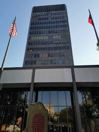 au lease agreement gives it naming rights to the old wells fargo