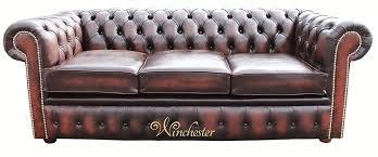 Chesterfield Sofa Suite William Sofa Chesterfield Suite 3 Seater Antique Rust