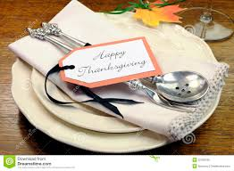 thanksgiving dinner plates dinnerware thanksgiving dinner table place setting with orange plates and