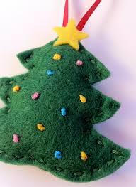 Hello Kitty Christmas Tree Decorations Felt Christmas Ornaments U2013 Ms Tapioca