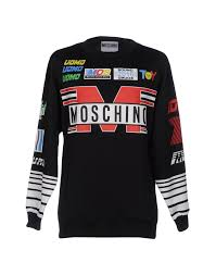 wholesale moschino men jumpers and sweatshirts sweatshirt shop the