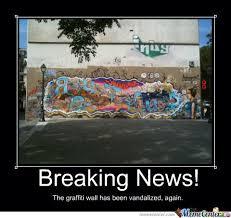 Graffiti Meme - graffiti wall by ethancarey meme center