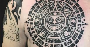 tattoos aztec cool aztec tribal tattoos ink idea for men