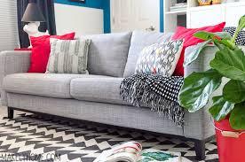 ikea karlstad sofa how to hack an ikea karlstad sofa