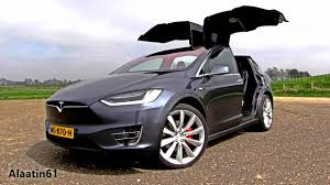 suv tesla 2017 tesla model x p100d ludicrous test drive in depth review