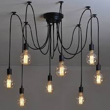 Chandelier Lights Uk by Navimc Black Vintage Industrial Pendant Light Fixtures Home