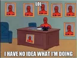 Spiderman Table Meme - desk spiderman memes quickmeme
